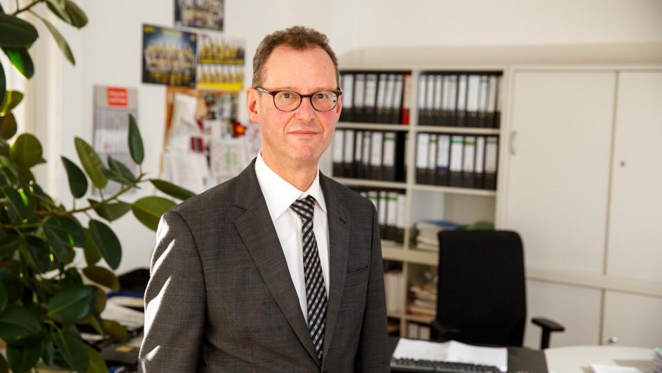 Foto: Leiter des Jobcenter Ennepe-Ruhr-Kreis