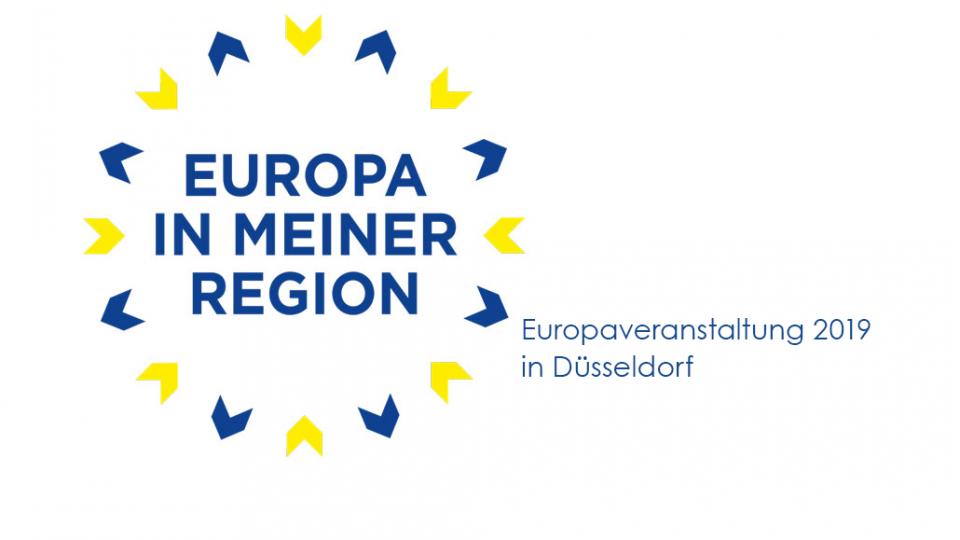 Logo: Europa in meiner Region