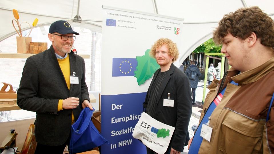Publizitätsbeauftragter der ESF-Fondsverwaltung in Nordrhein-Westfalen