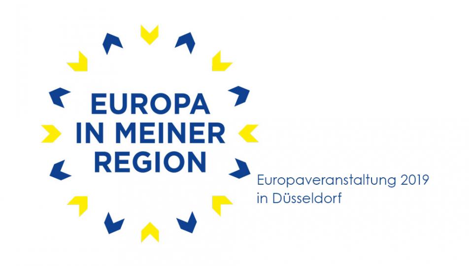 Europaveranstaltung 2019 in Düsseldorf