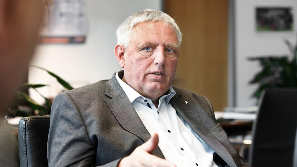 MInister Laumann im Interview