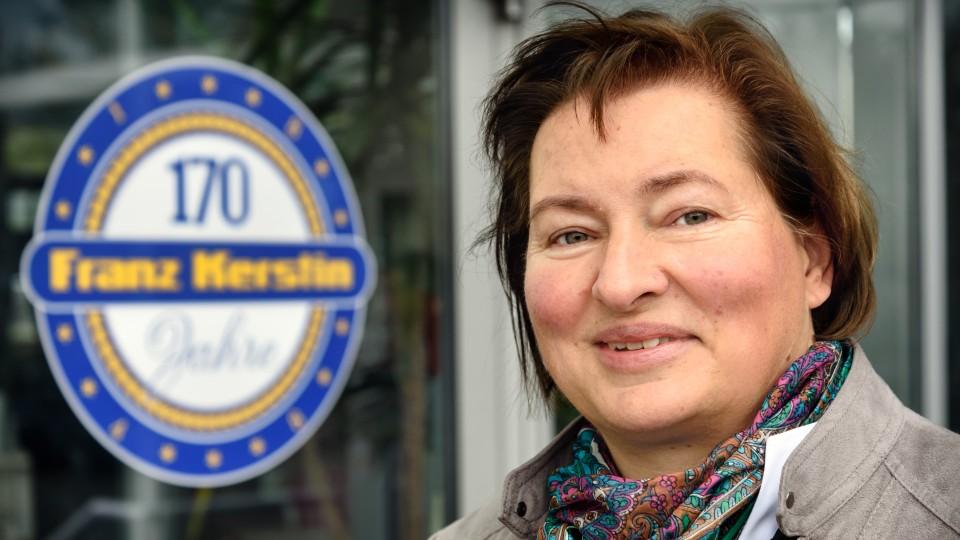 Personalchefin Regina Kluth-Schewe