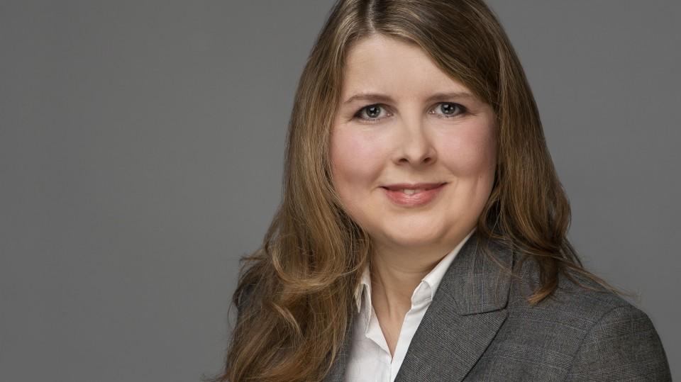 Frau Dr. Meyer, Dezernentin, Bezirksregierung Köln