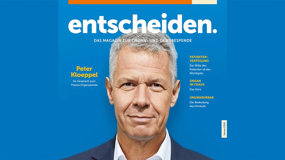 Magazin Entscheiden