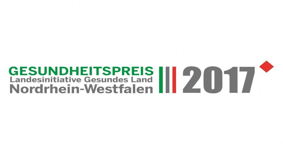 Logo Gesundheitspreis