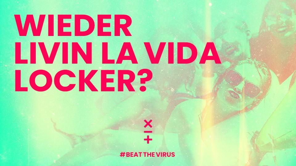 Titelbild #BeatTheVirus