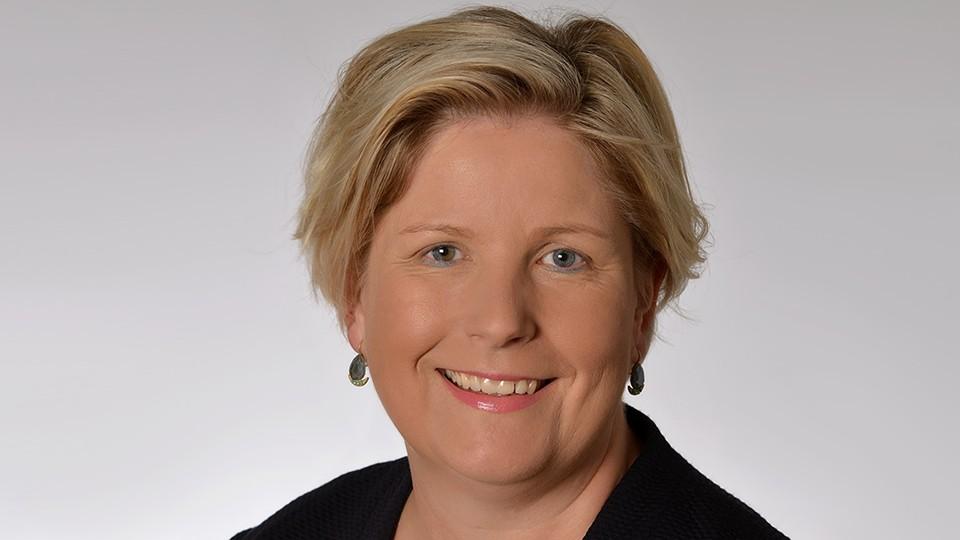 Landesbehindertenbeauftragte Claudia Middendorf
