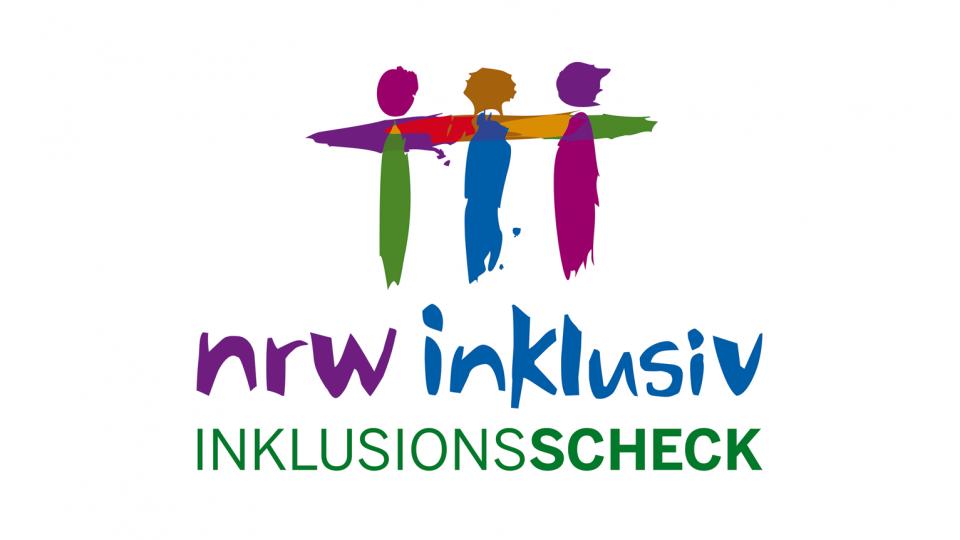Logo Inklusionsscheck