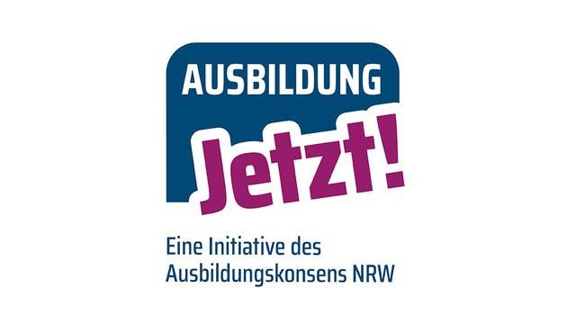 Logo der Initiative Ausbildung jetzt