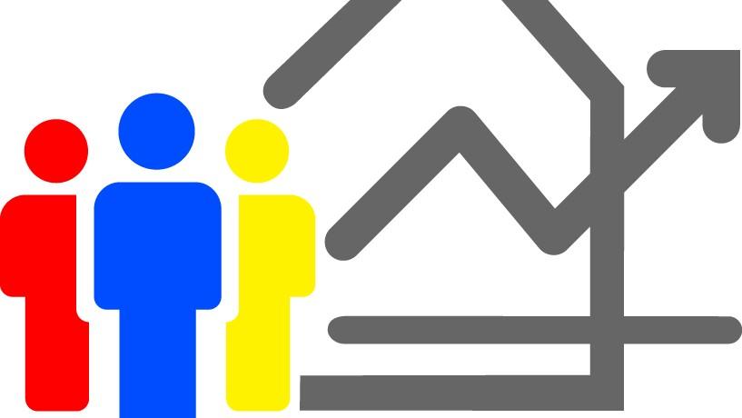 """Logo """"Hilfe bei Wohnungslosigkeit"""""""