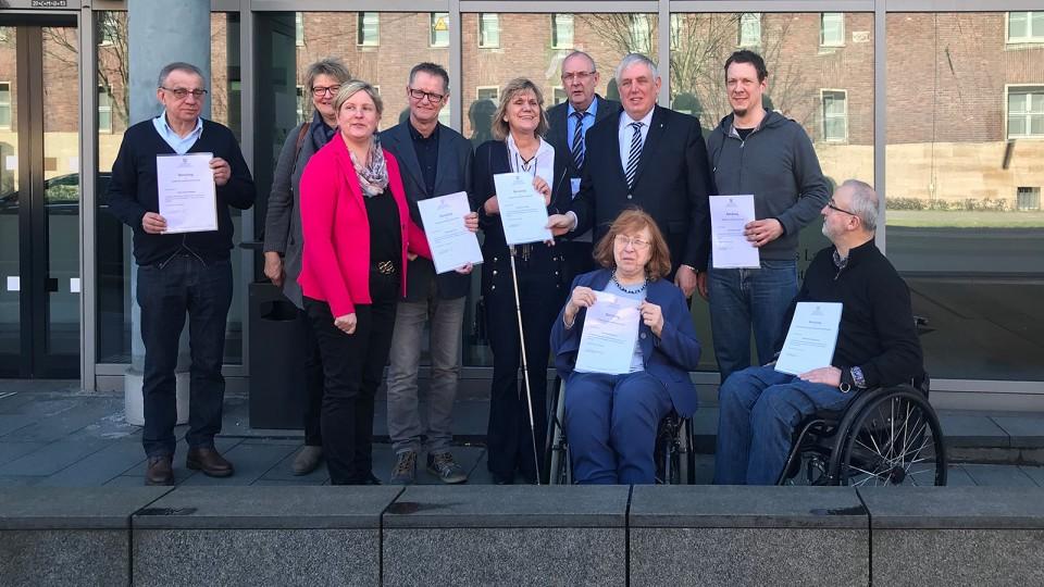 Foto: Landesbehindertenbeirat NRW
