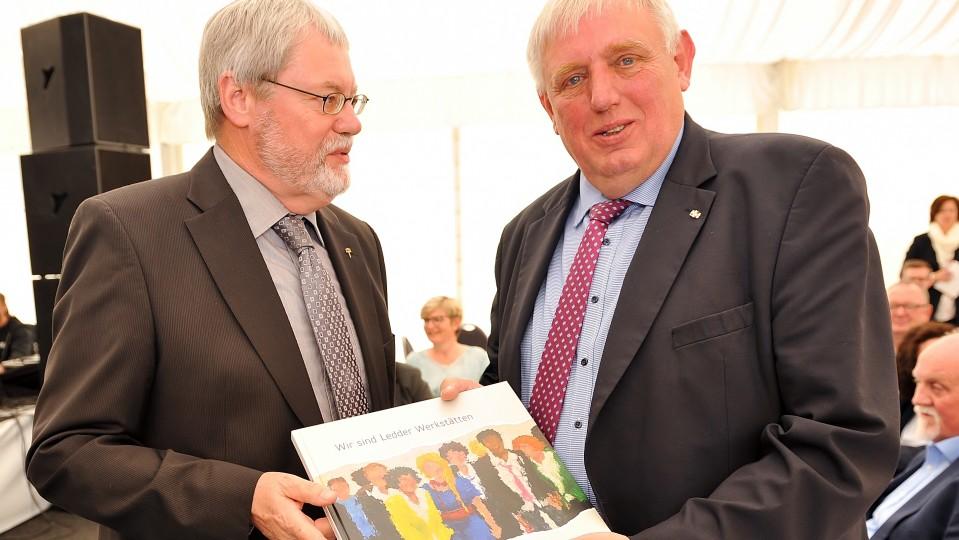 Minister Laumann: Arbeit gehört zur Menschenwürde – ob mit oder ohne Behinderung