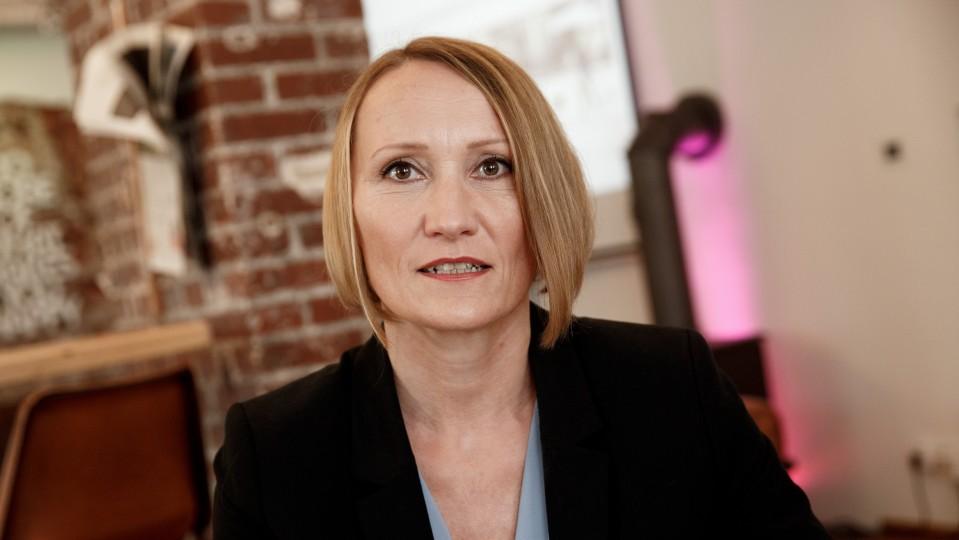 Melanie Taube, Leiterin Regionalagentur OWL, Porträt