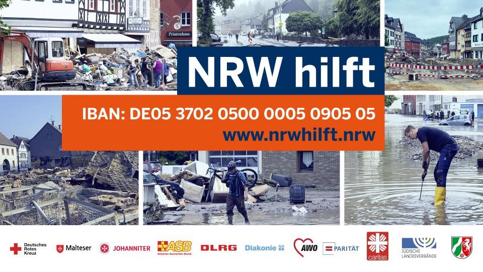 Banner NRW hilft