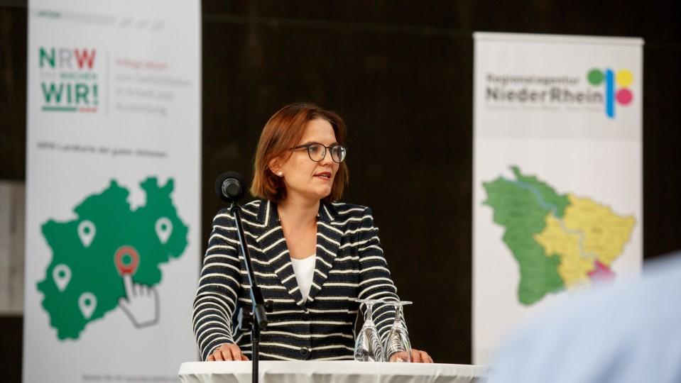 Foto: Stadtdirektorin und Stadtkämmerin Prof. Dr. Dörte Diemert