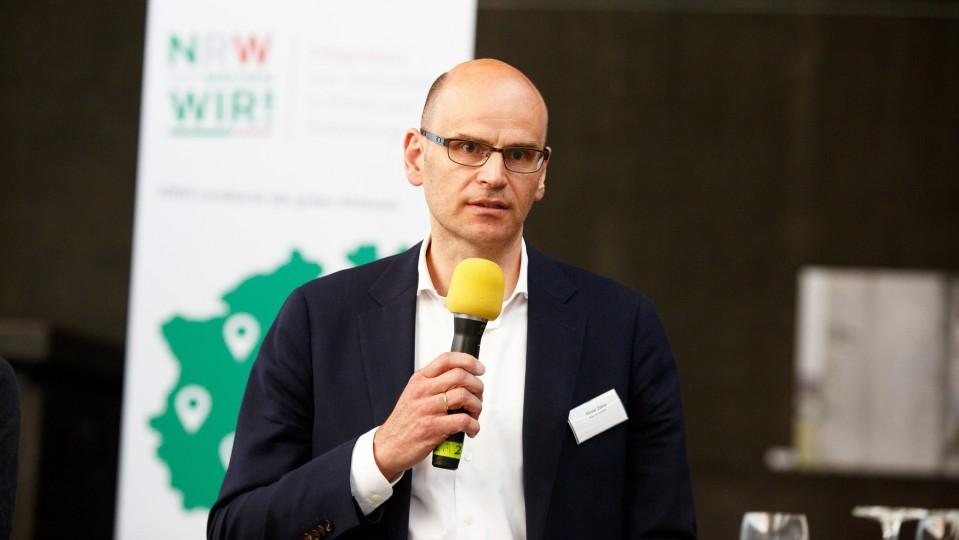 Foto: Oliver Ziehe, Geschäftsführer der Kai 18 Projekte GmbH