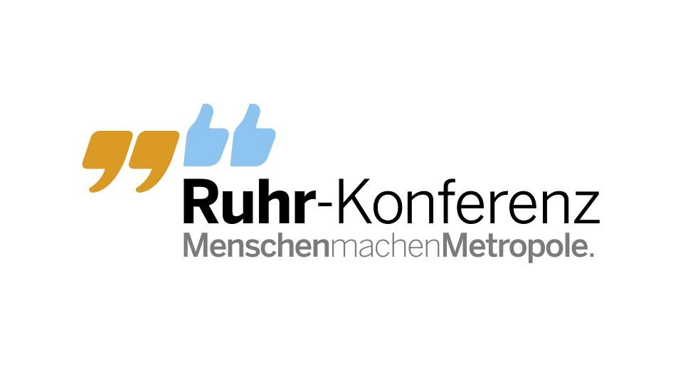 Logo: Ruhr-Konferenz